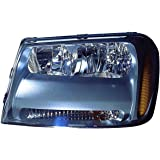 Depo 335-1150L-AS2 Chevrolet Trailblazer Driver Side Replacement Headlight Assembly