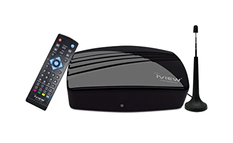 Review IVIEW-3200STB-A, Digital Converter Box