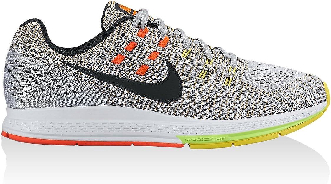 Nike Uomo Air Zoom Structure 21 Scarpe Da Corsa Giallo