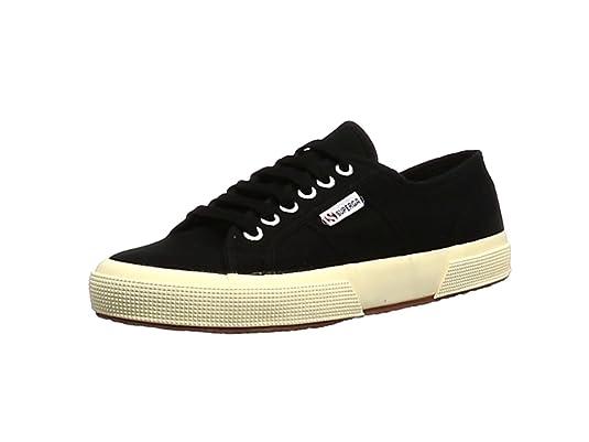 fabb5ae8 Superga 2750 Cotu Classic Zapatillas, Unisex Adulto, Negro (Black 999), 35