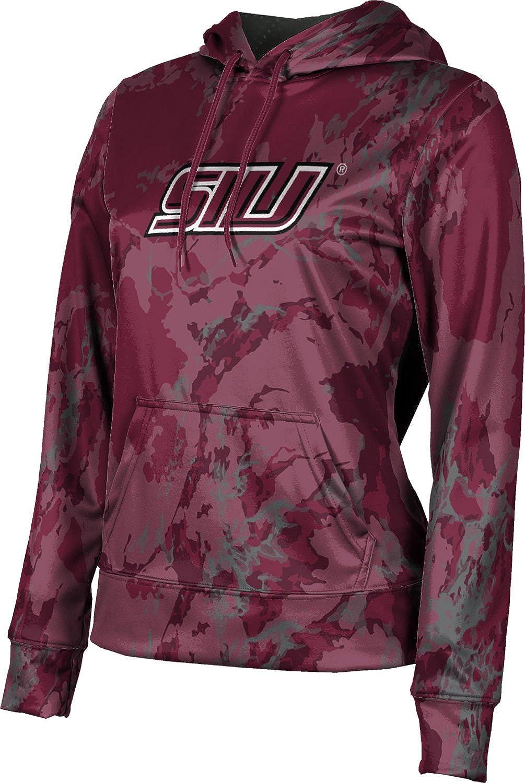 Marble School Spirit Sweatshirt ProSphere Southern Illinois University Girls Pullover Hoodie