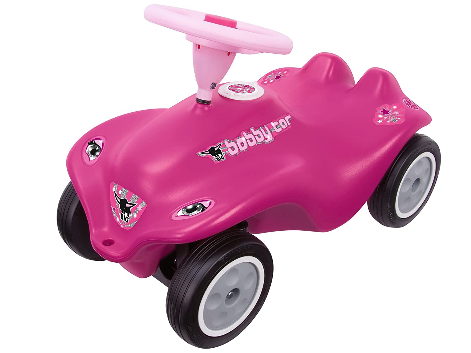 Bobby Car Classic oder New - Big New Bobby Car Rosa