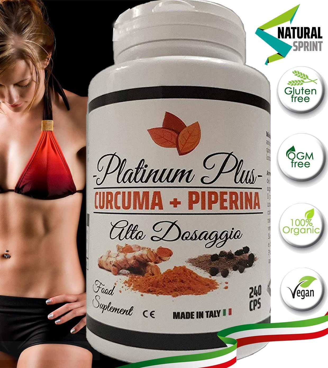 Piperina y perdida de peso