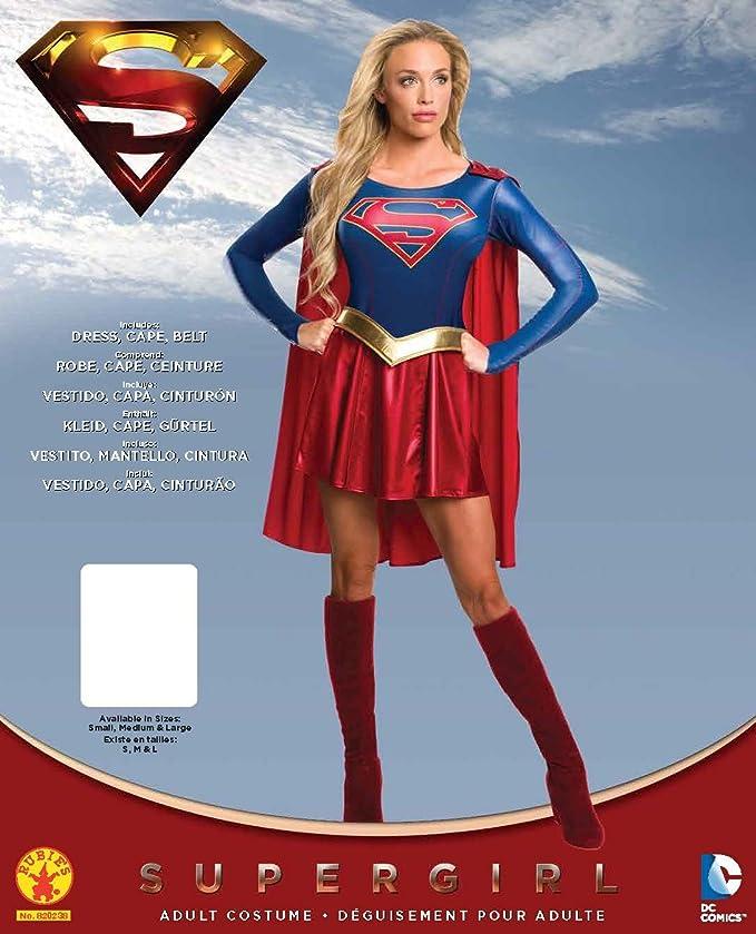 D/éguisement Officiel de Supergirl pour Femme par Rubies