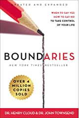 Boundaries Updated and Expanded Edition: When to Say Yes, How to Say No To Take Control of Your Life Kindle Edition