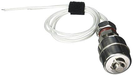 Sourcingmap a11032500ux0089 Sensor de flotador líquido del nivel del agua del interruptor de acero inoxidable
