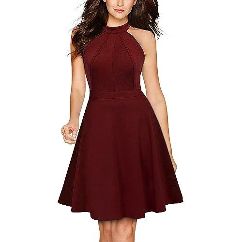 Maroon Short Formal Dresses