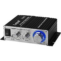Lepai LP-2020TI Digital Hi-Fi Audio Mini Class D Stereo Amplifier with Power Supply