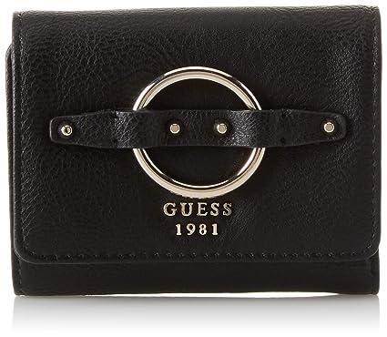 Guess - Dixie, Carteras Mujer, Negro (Black/Bla), 12.5x11x3 cm (W x H L): Amazon.es: Zapatos y complementos