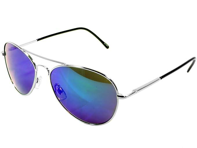 4c38afc89e G G Premium Mirror Aviator Sunglasses Spring Hinge (colors) (Amethyst  Mirror)