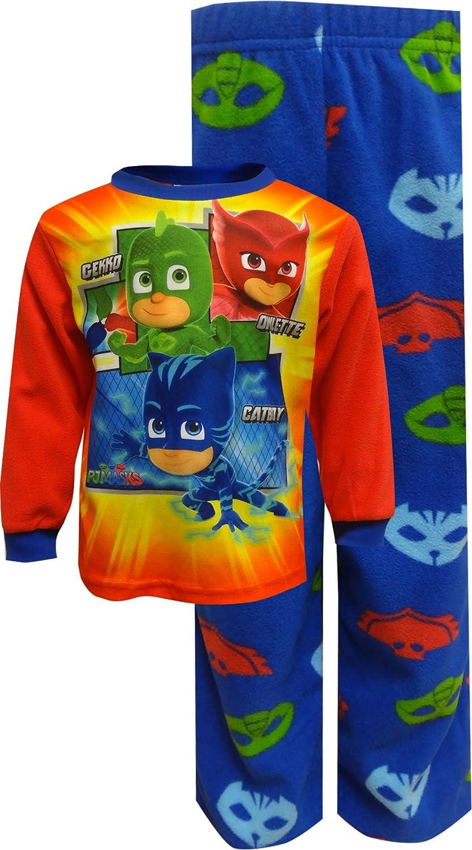 PJ Masks Fleece Toddler Pajama for boys PJ101ELL2T