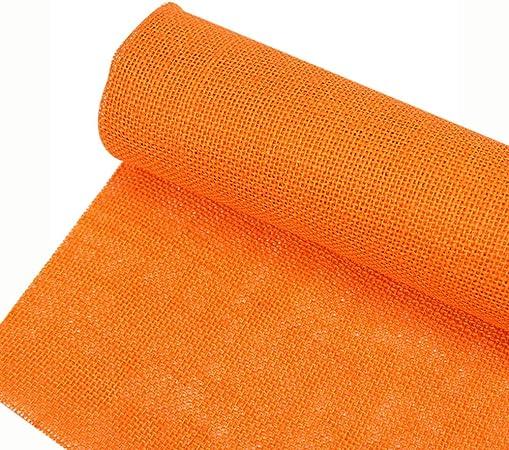 Confecci/ón Saymi Tissu en toile de jute au m/ètre couleur naturelle 1,5/m de largeur 2,50x1,50m