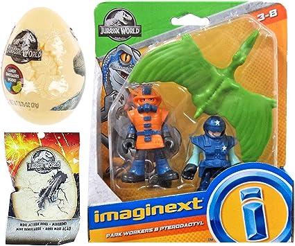 Amazon Com Imaginext Juego De Figuras De Dinosaurio Y Huevo De Dinosaurio 3 Unidades Toys Games Su capacidad para coordinar ojos y manos aumenta cada vez. juego de figuras de dinosaurio y huevo