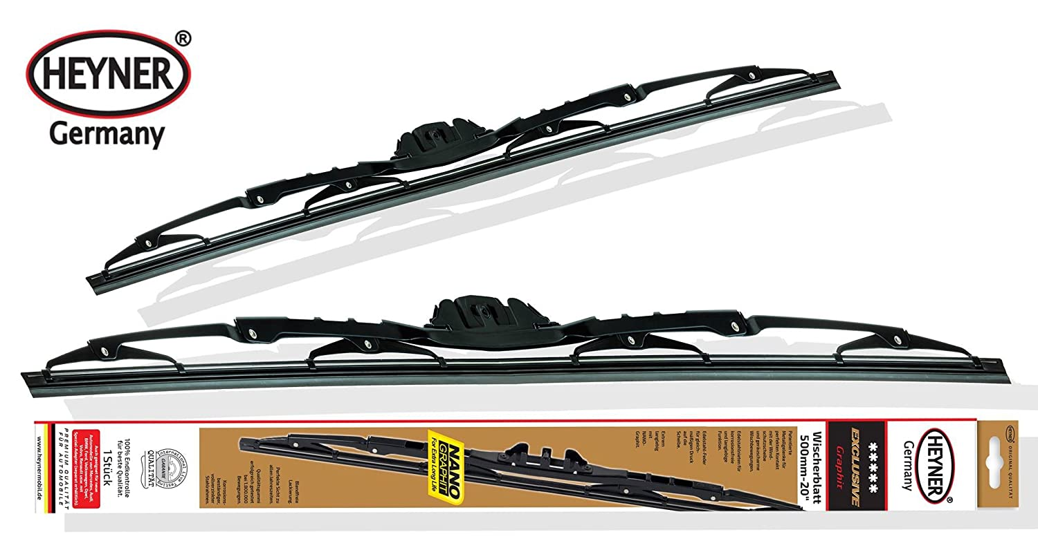 Defender Wiper Blades For Model 1990-Onwards All Body Type Size 1313 From Heyner Germany
