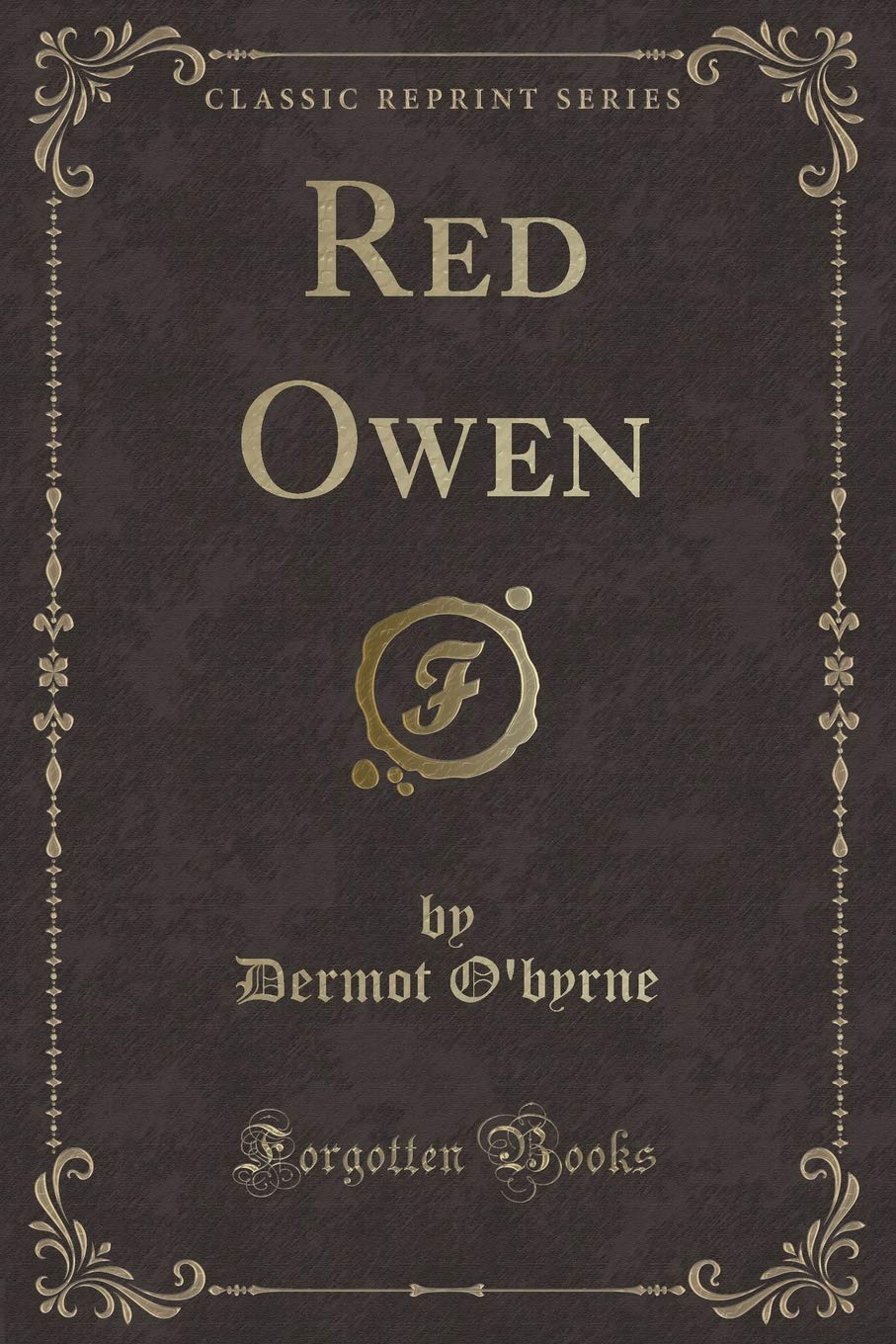 Red Owen (Classic Reprint) pdf epub