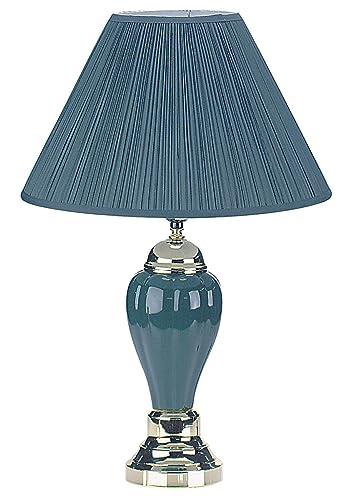 Amazon.com: S.H. Internacional lámpara de mesa de cerámica ...