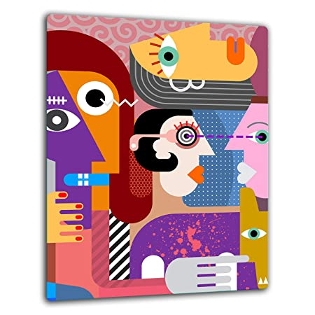 QTA -Placa de cubierta de vitrocerámica 40 x 52 cm 1 pieza ...