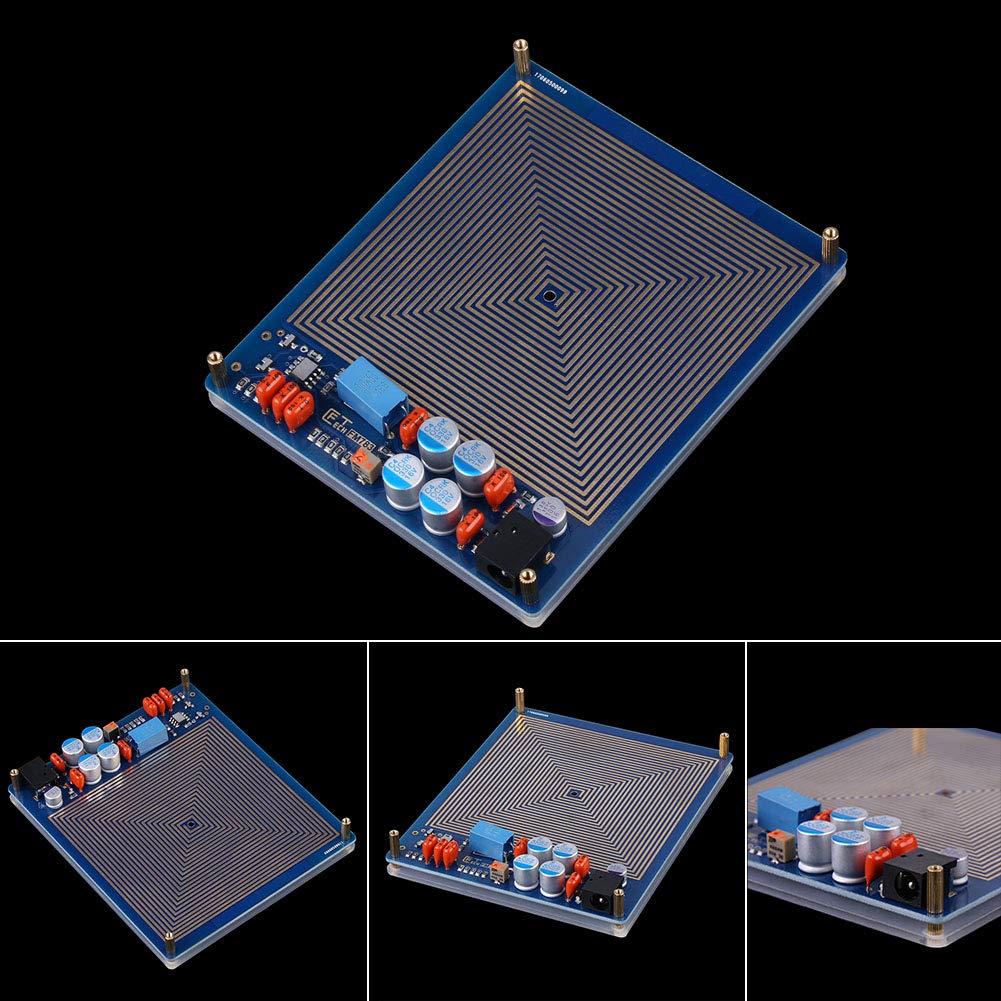 DC 12V 0.5A Schumann Resonance Pulse Generator /& Audio Resonator Upgraded Version 7.83HZ Schumann Wave Ultra-Low Frequency Pulse Generator /& Audio Resonator
