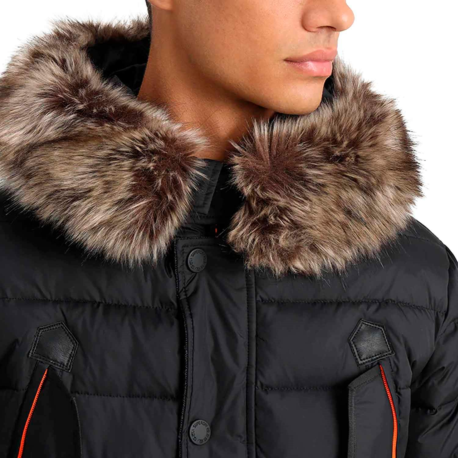 Superdry Chinook Parka Homme Manteaux
