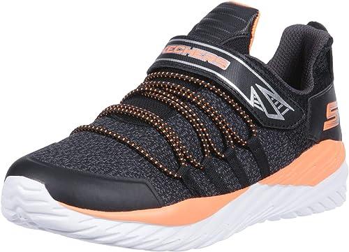 NEW SKECHERS KIDS Boys Nitro Sprint Vector Shift Sneakers