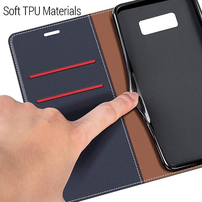 Fiore di Totem Lomogo Cover Samsung Galaxy S8+ LOHHA10634 Blu S8 Plus S8Plus // G955 Custodia Portafoglio in Pelle Porta Carta di Credito con Chiusura Magnetica per Samsung Galaxy S8+
