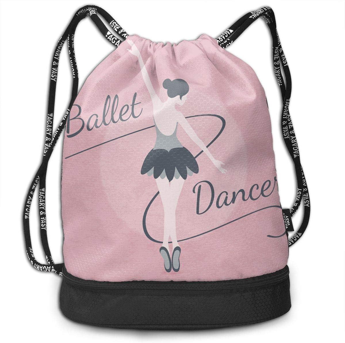 HUOPR5Q Girl Receives Pink Roses Drawstring Backpack Sport Gym Sack Shoulder Bulk Bag Dance Bag for School Travel