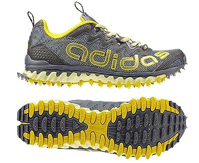 Adidas Vigor 3 Womens Size 8.5 Gray Running Shoes