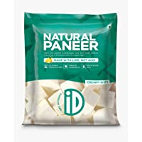 ID Fresh Food Natural Paneer, 200g