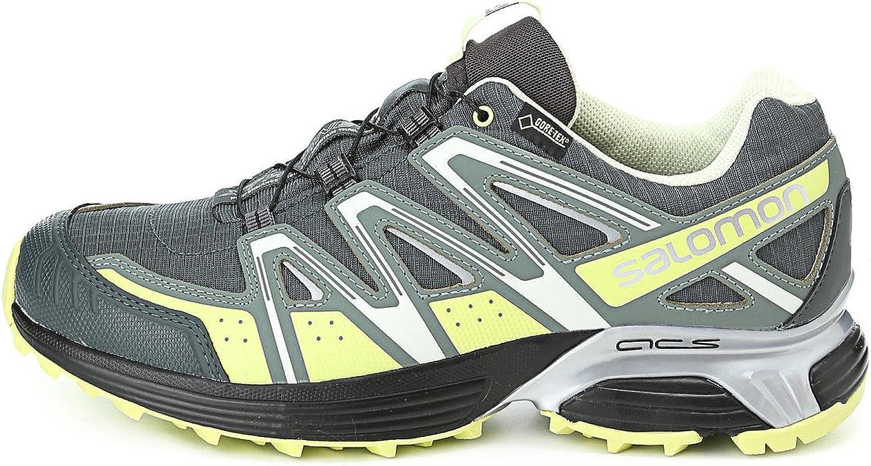 Zapatillas para trail running Salomon XT Hornet GTX gris para mujer Talla 40 2014: Amazon.es: Zapatos y complementos
