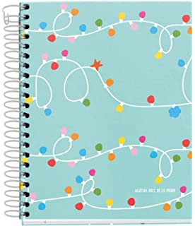 Amazon.com : Agatha Ruiz De La Prada School Diary 19/20 Week ...