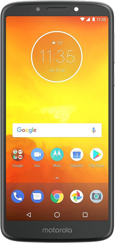 Motorola Moto E5 - Smartphone de 5.7