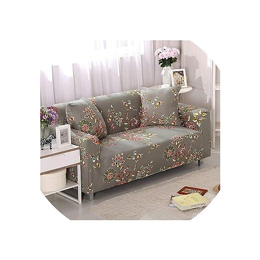 Cool Store Funda elástica para sofá con Estampado Floral ...