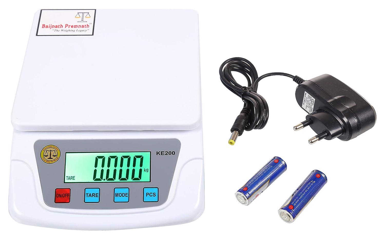 product weighing machine