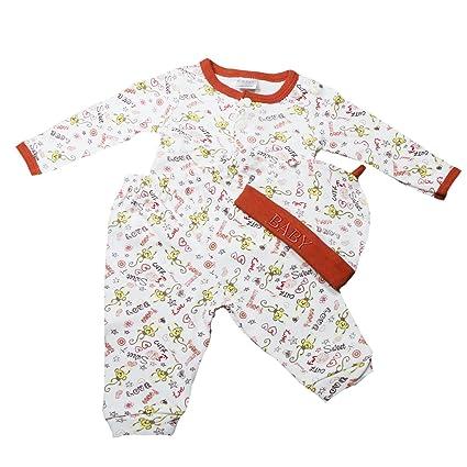 af07026ccc290 ベビー服 新生児肌着 赤ちゃん服 出産祝い 木綿生地 長袖 半開き・スナップボタン式 帽子