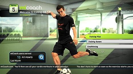 Adidas miCoach - Kinect Required (Xbox 360) [Importación ...