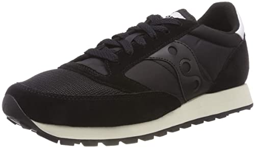 design de qualité 1b771 b39c0 Saucony Jazz Original Vintage Black/White 810, Baskets Homme