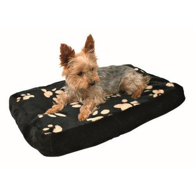 Trixie Winny Dog Cushion (27.5 x 18in) (Black)