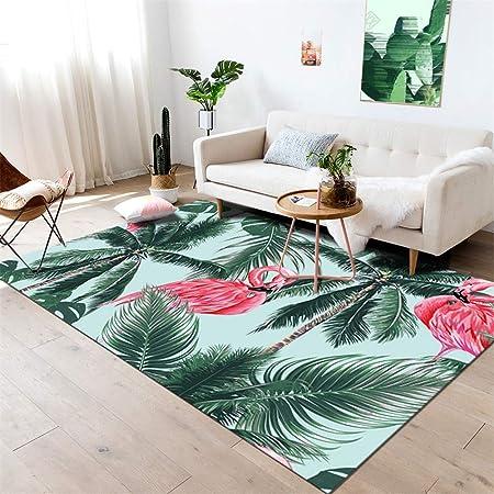 Alfombra Pequeña Pelota-Creativo Impresión 3D Jardín Flor Pasillo Alfombras Y Alfombras para El Dormitorio Sala De Estar Alfombra Cocina Baño Antideslizante Piso Mats40X60CM: Amazon.es: Hogar