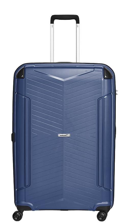 Packenger Packenger Koffer Silent Hartschale XL Equipaje de Mano, 81 cm, 109 Liters,