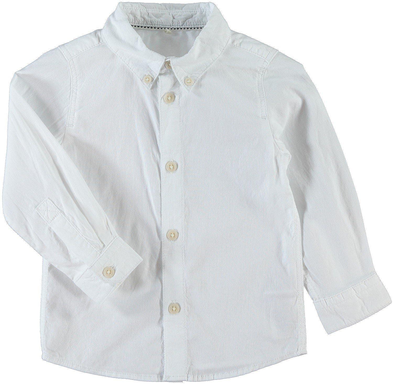 NAME IT Jungen Hemd Nitoxford Ls Shirt NMT 13132889
