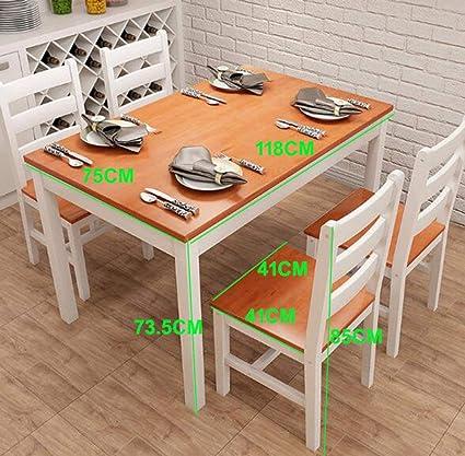 amazon tavolo e sedie alte mdf