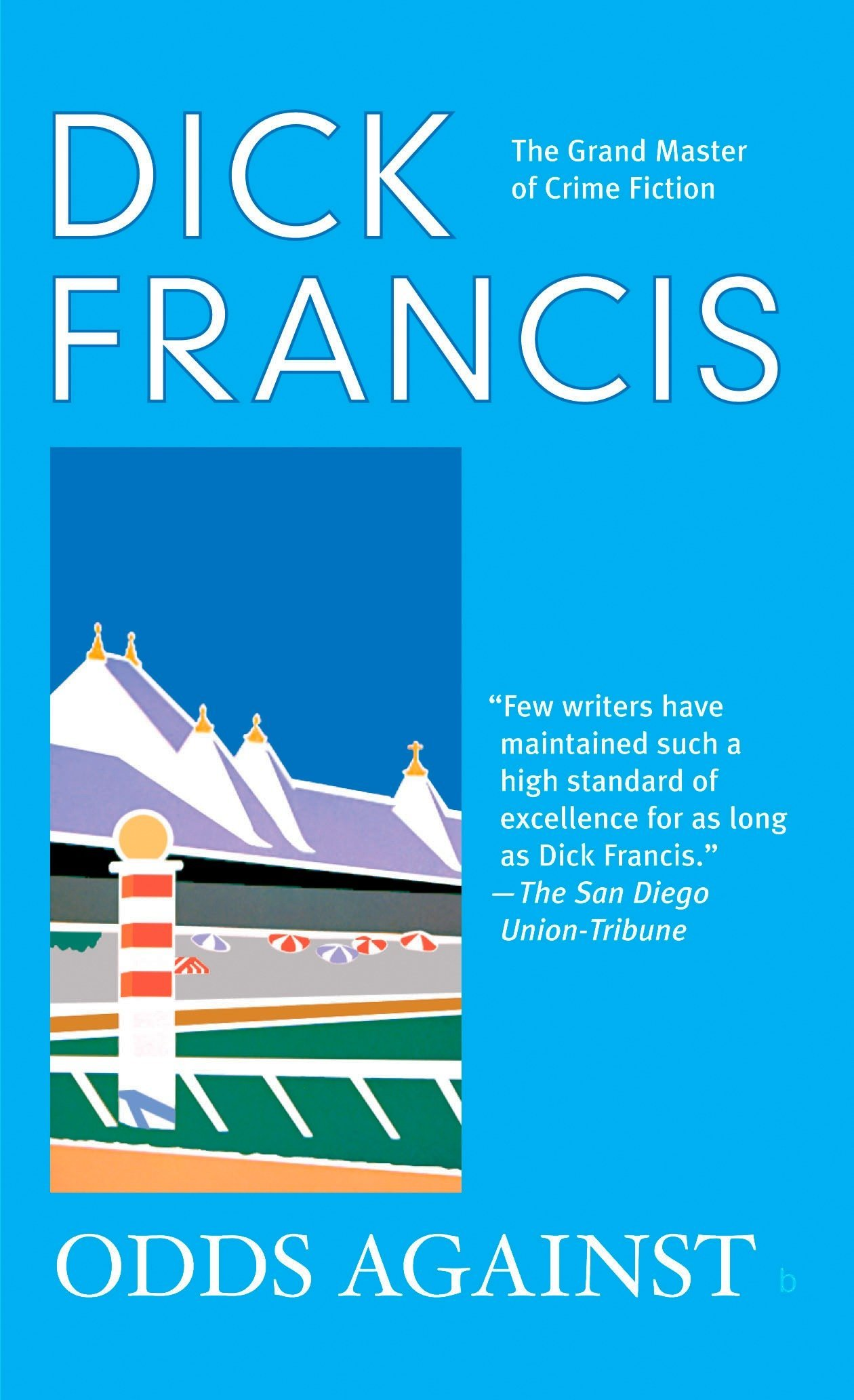 Dick francis odds against