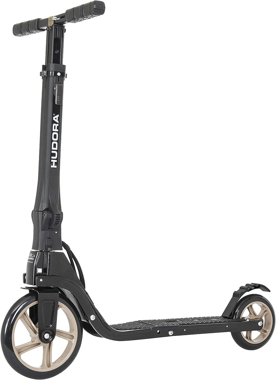 Hudora Tour Big Wheel Scooter 200 Roller Khaki One Size Amazon De Sport Freizeit
