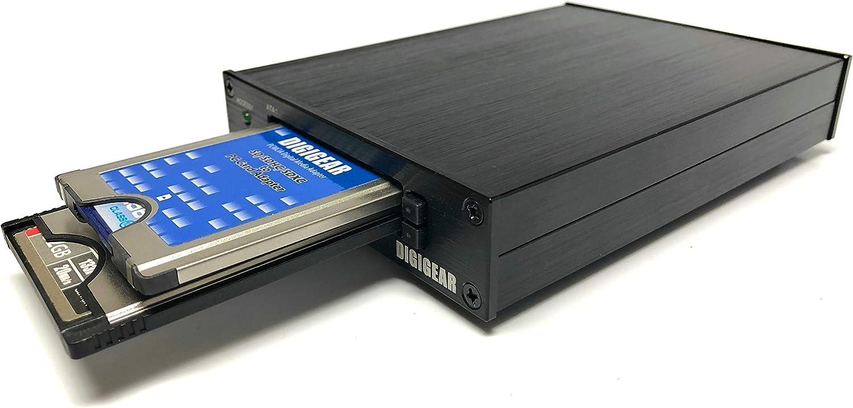 Amazon.com: digigear Compact Flash CF a PCMCIA PC lector de ...