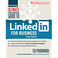 Ultimate Guide to LinkedIn for Business: Access more than 500 million people in 10 minutes (Ultimate Series) (English Edition)