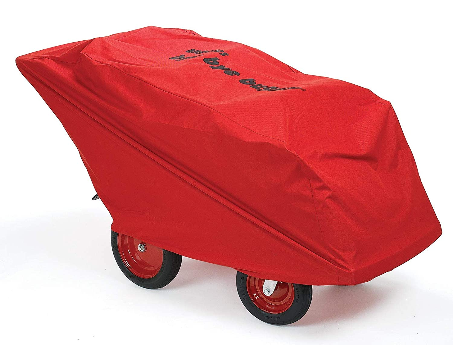 Childrens Factory Bye-Bye Buggy 6 Passenger Cover Red