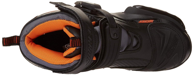 Black//Orange, Size 11 Joe Rocket Atomic Mens Boots