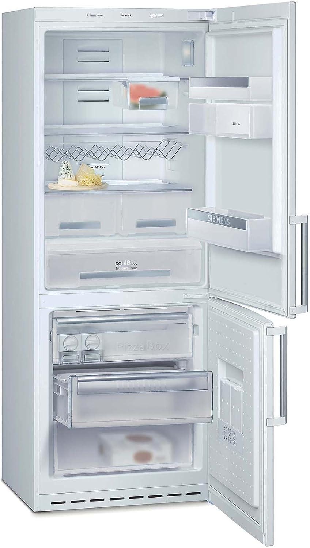 Siemens KG46NA01 nevera y congelador Independiente Blanco 246 L A ...