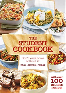 The Student Cookbook Easy Cheap Recipes For Students