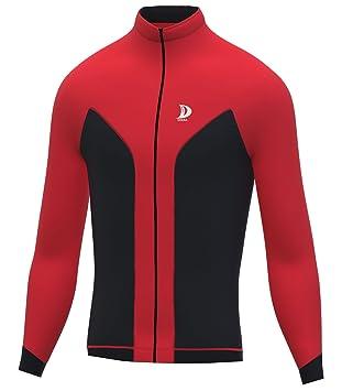 Deportes Hera Chaqueta Ciclismo, Wind Stopper Jacket, Impermeable al Al Agua y Viento: Amazon.es: Deportes y aire libre